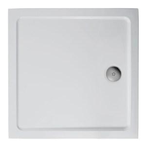 Ideal Standard Simplicity 800x800mm Shower Tray Flat Top L5087