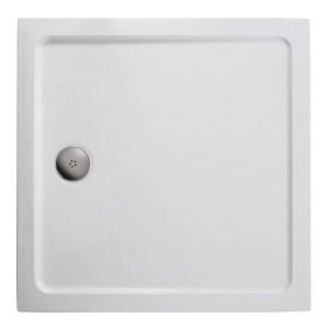 Ideal Standard Simplicity 1000x1000mm Shower Tray Flat Top L5089