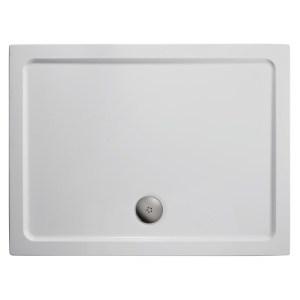 Ideal Standard Simplicity 1600x800mm Shower Tray Flat Top L5097