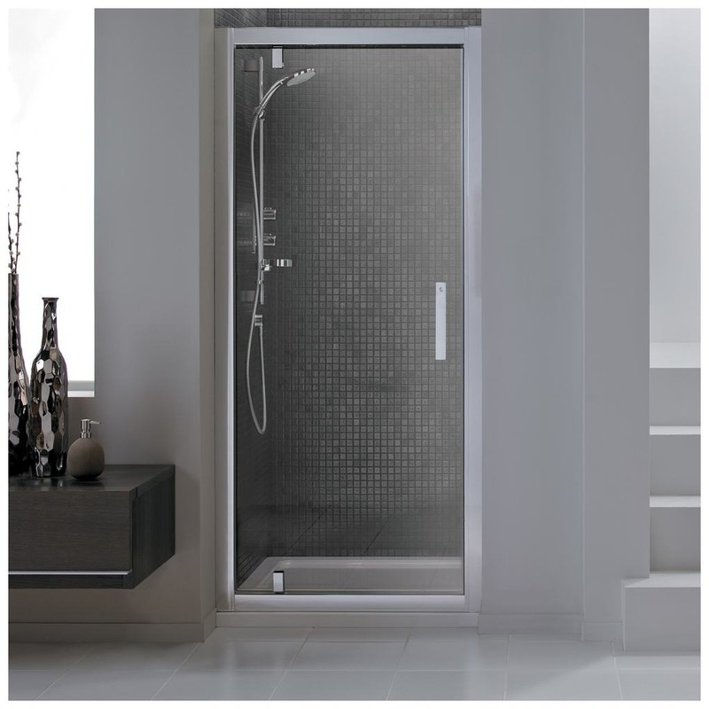 Ideal Standard Synergy 760mm Pivot Door L6201 Bright Silver