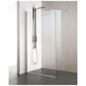 Ideal Standard Synergy 1000mm Wet Room Panel L6224 Bright Silver