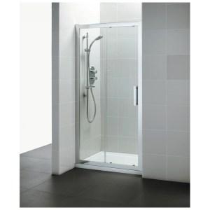 Ideal Standard Synergy 1700mm Slider Door L6617 Bright Silver