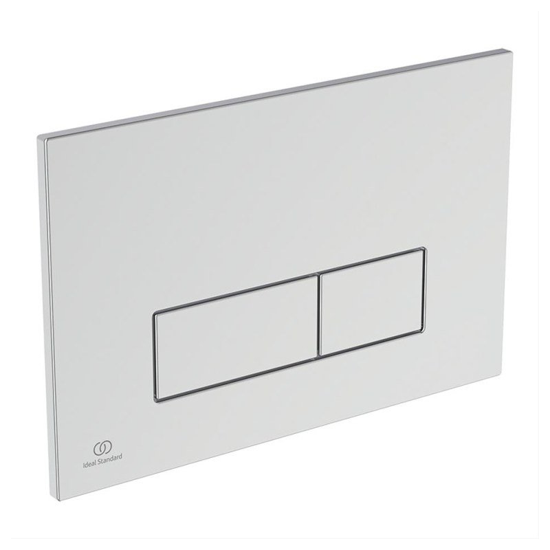 Ideal Standard Oleas M2 Mechanical Dual Flush Plate Chrome R0121