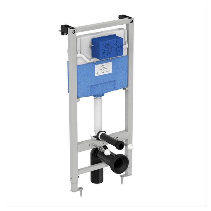 Ideal Standard Prosys 1150mm Height Pneumatic Wall Hung WC Frame