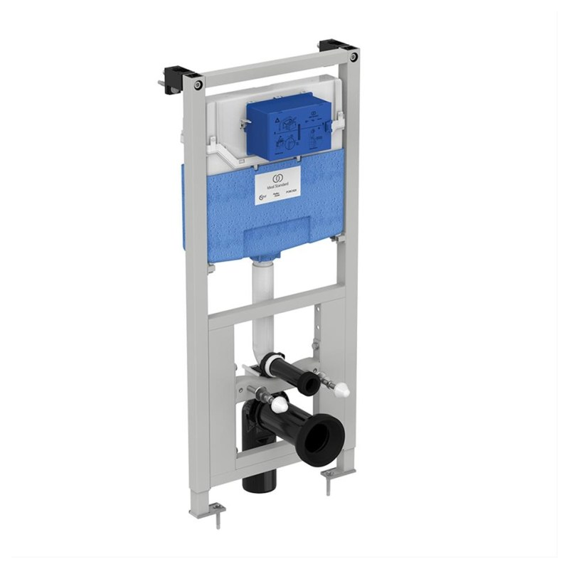 Ideal Standard Prosys 1150mm Pneumatic Wall WC Frame Adjustable
