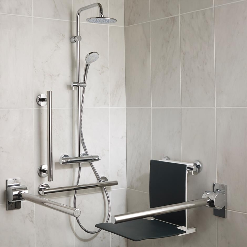Ideal Standard Concept Freedom Bathroom Pack S6407 Chrome