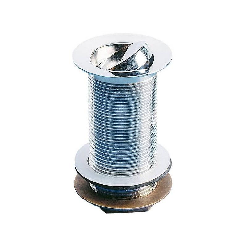 "Ideal Standard 1 1/4"" Basin Waste, Swivel Plug, Unslotted S8734"