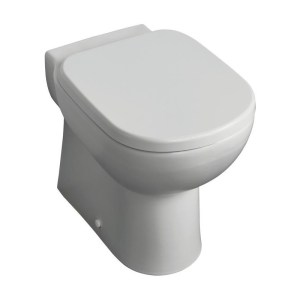Ideal Standard Tempo Back To Wall Toilet with Slow Close Seat