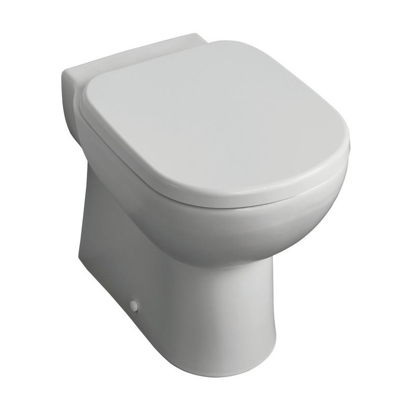 Ideal Standard Tempo Back-To-Wall WC Bowl T3279