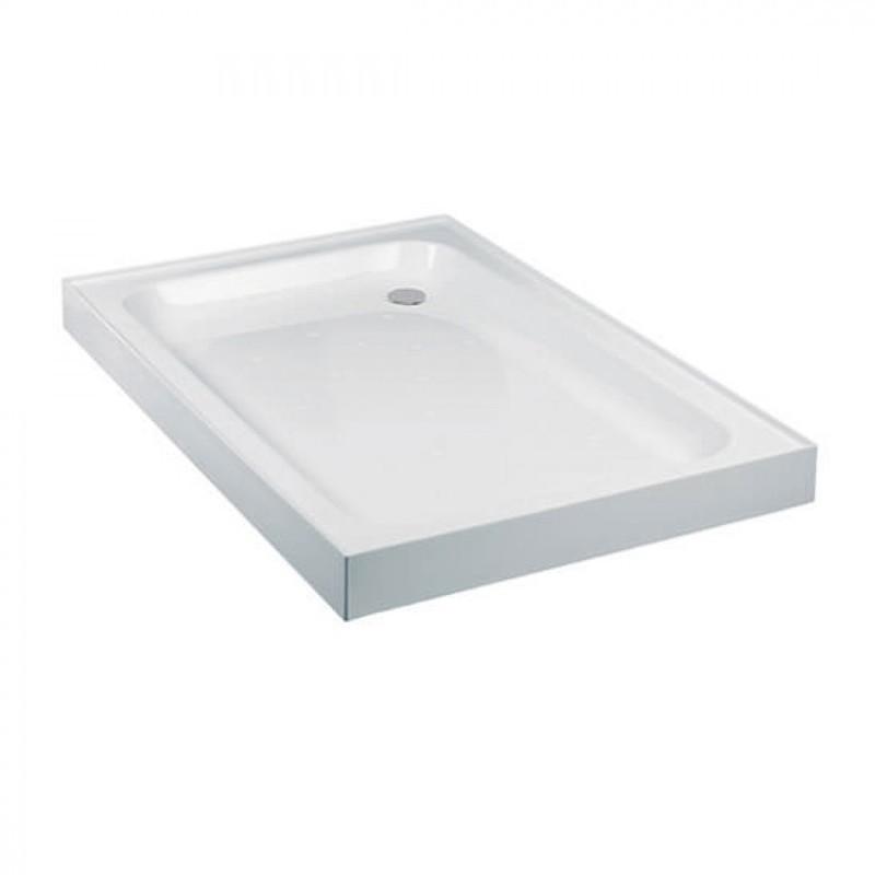 Just Trays Ultracast 1400x900mm Shower Tray 4 Upstands Anti-Slip