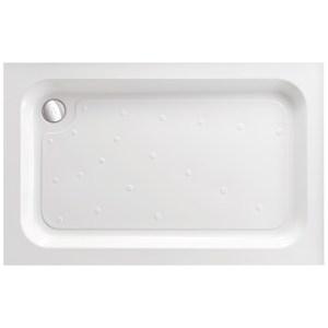 Just Trays Merlin 900x700mm Rectangular Shower Tray Anti-Slip