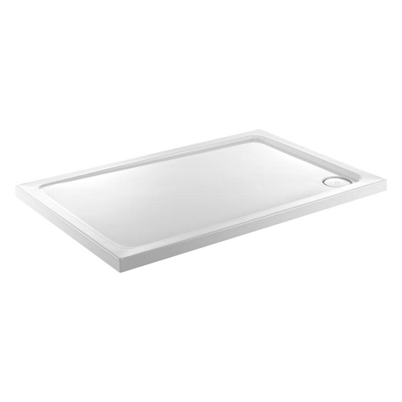 Just Trays Fusion 1400x900mm Rectangular Shower Tray Anti-Slip