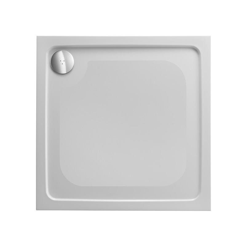 Just Trays Fusion 760mm Square Shower Tray Anti-Slip