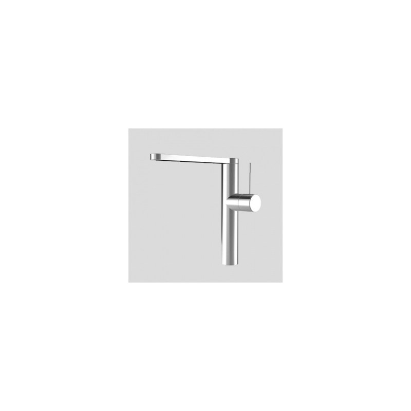 KWC Ono Sink Mixer with Top Swivel Spout & Side Lever Chrome
