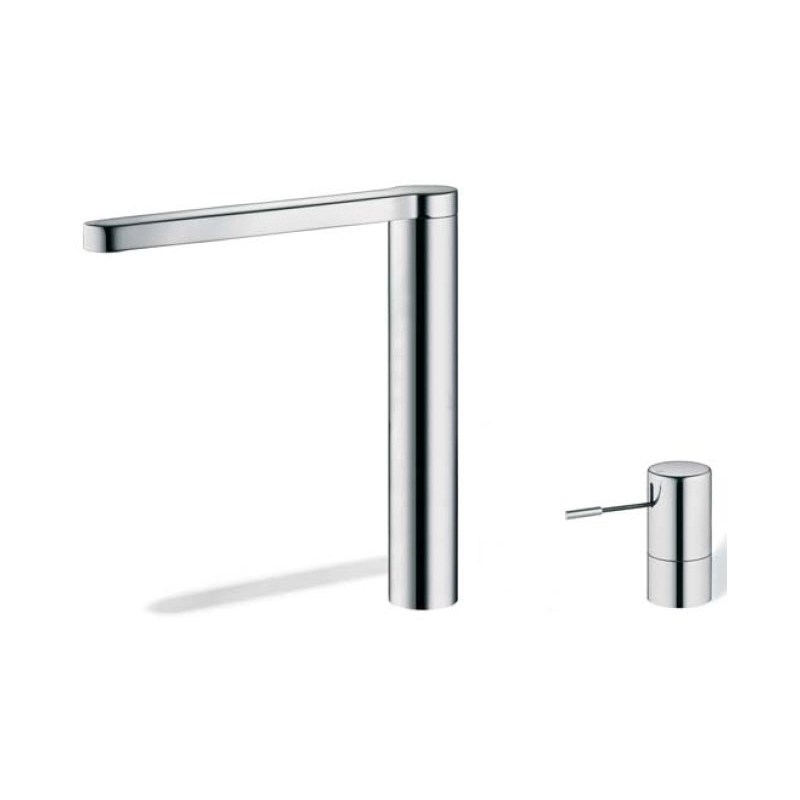 KWC Ono Sink Mixer with Swivel Spout & Separate Lever Chrome