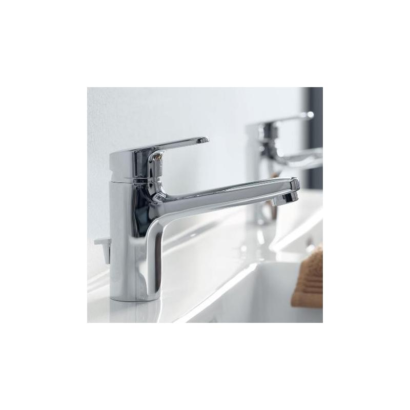 Laufen City Pro Basin Mixer with Pop Up Waste
