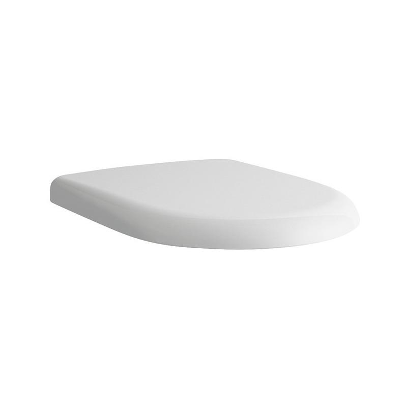 Laufen Pro Seat & Cover (Bottom Fix) White