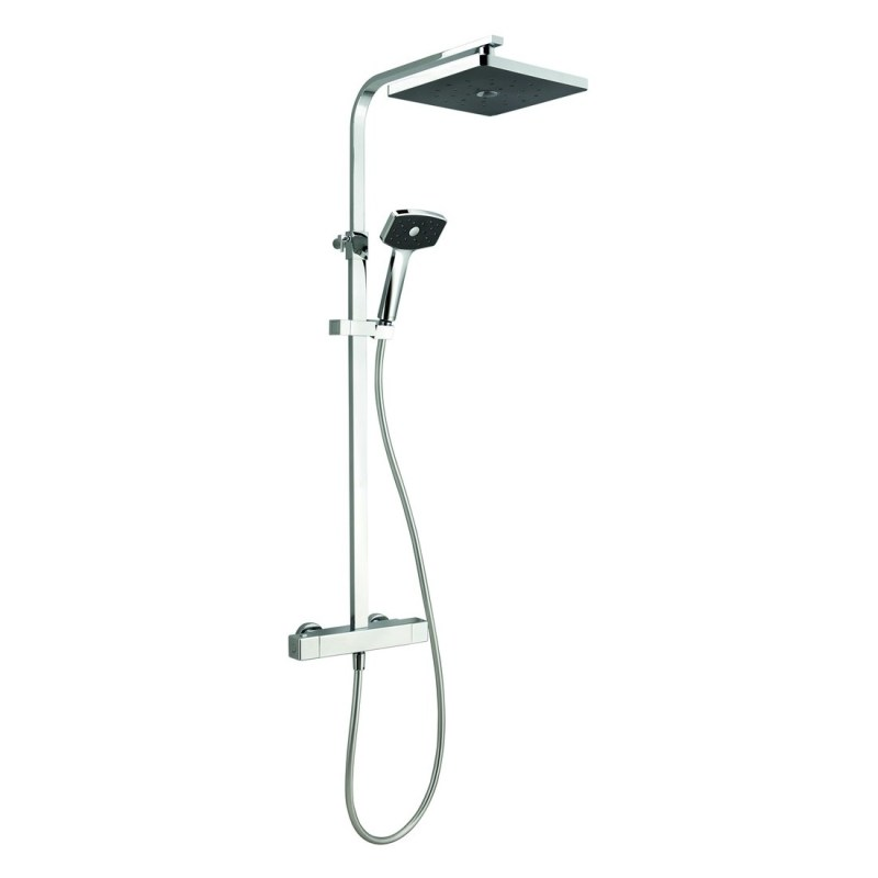 Methven Satinjet Waipori Cool To Touch Bar Shower with Diverter