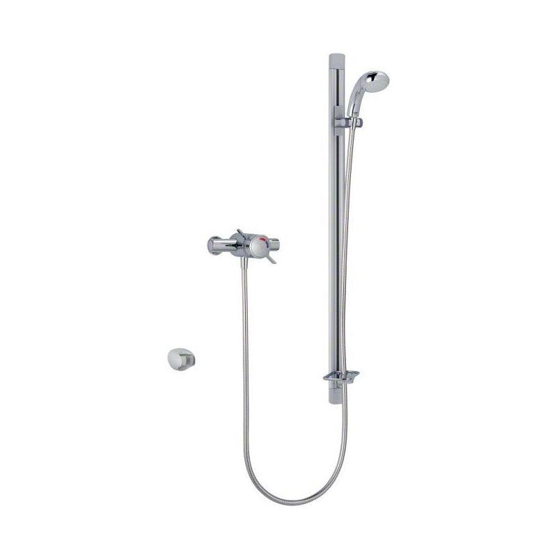 Mira Select Flex Mixer Shower