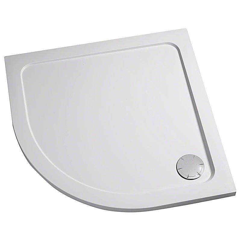Mira Flight Safe Quadrant 900x900 0 Upstands Shower Tray