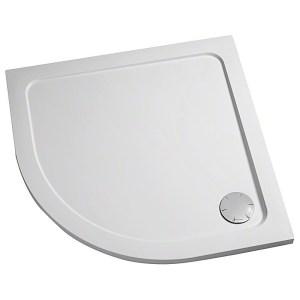 Mira Flight Safe Quadrant 1000x1000 0 Upstands Shower Tray