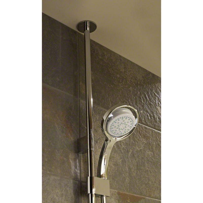 Mira Vision BIV Ceiling Fed High Pressure Digital Shower