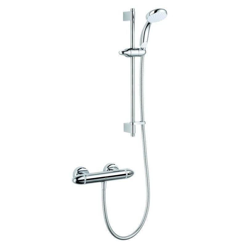 Mira Coda Pro EV Mixer Shower