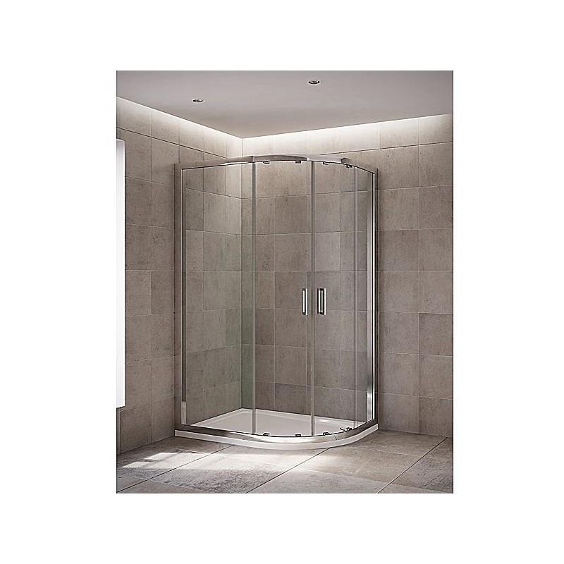 Mira Leap Quadrant Panels 900 x 900mm Silver