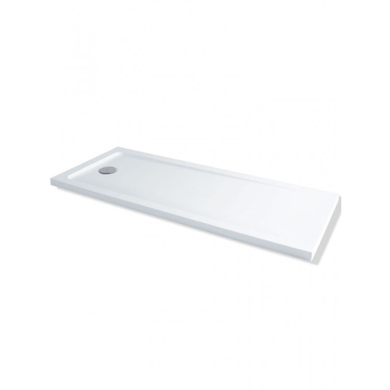 MX Elements 1700 x 700mm Bath Replacement Anti-Slip Shower Tray