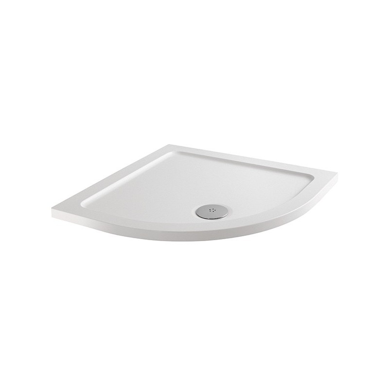 MX Elements 900 x 900mm Quadrant Anti-Slip Shower Tray