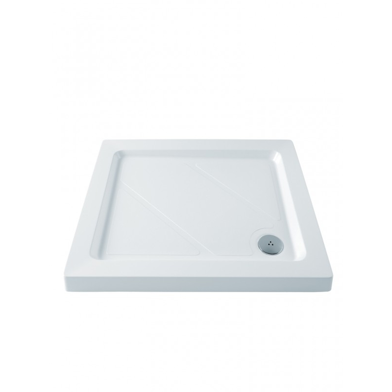 MX Classic 1000 x 760mm Shower Tray & 50mm Waste