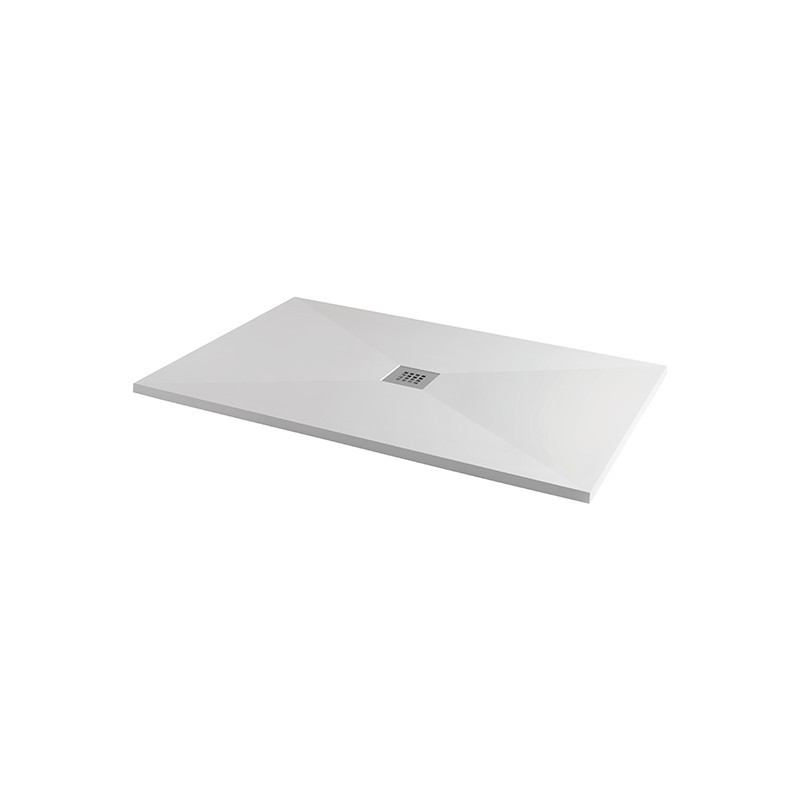 MX Silhouette 1400 x 900mm Shower Tray