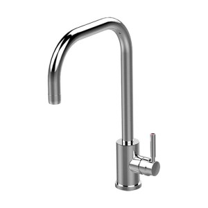 Perrin & Rowe Juliet Sink Mixer with U Spout Chrome