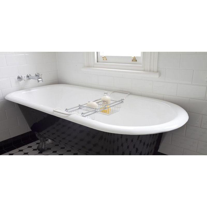 Perrin & Rowe Bath Rack Chrome