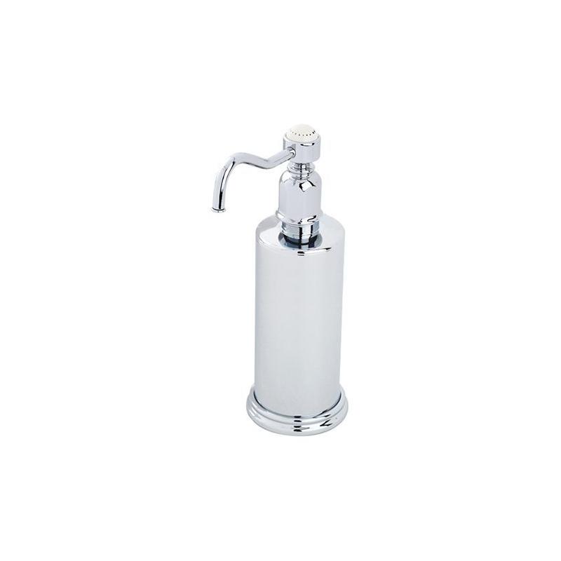 Perrin & Rowe Freestanding Soap Dispenser Nickel