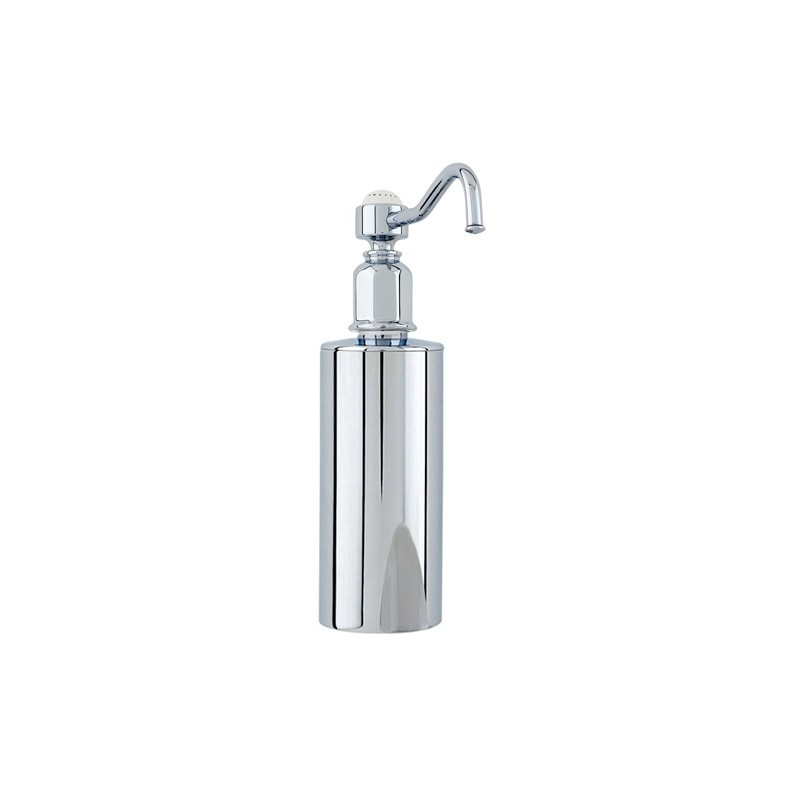 Perrin & Rowe Wall Mounted Soap Dispenser Gold