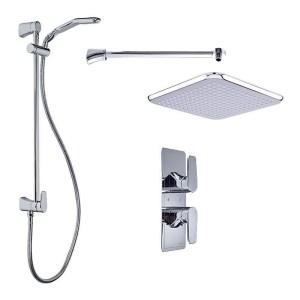 Perrin & Rowe Hoxton Shower Set 1 Chrome