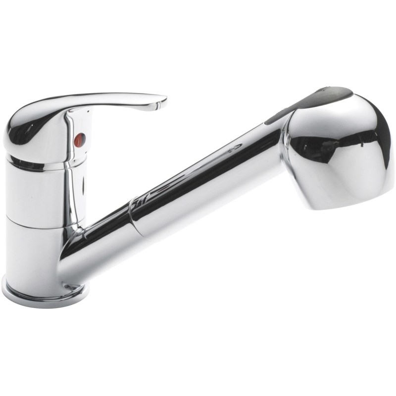 Premier Eon Mono Sink Mixer with Pull Out