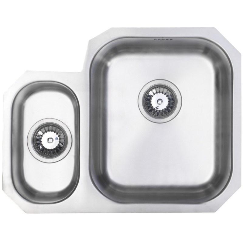 Prima 1.5B Undermount LHSB Sink Stainless Steel