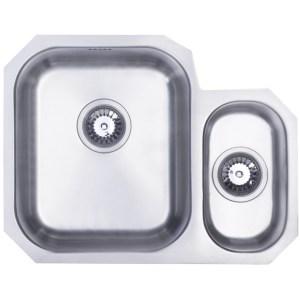 Prima 1.5B Undermount RHSB Sink Stainless Steel