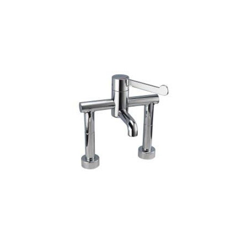 Rada Safetherm Basin Mounted Thermostatic Clinical Mixer Tap