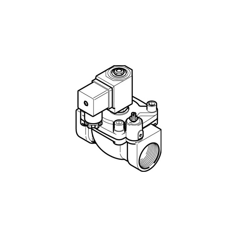 Rada SV2022 12V Solenoid Valve