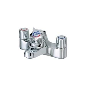 Rada Meynell Bonus Manual Bath Mixer & Thermostatic Shower