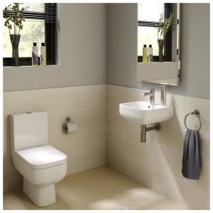 RAK Series 600 Series Cloakroom Suite