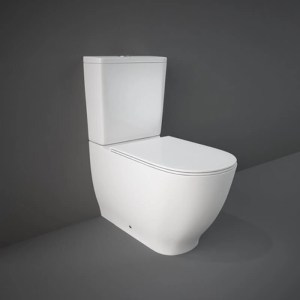 RAK Moon Back To Wall WC Pack with Soft Close Seat