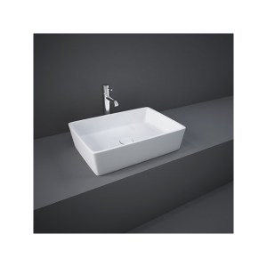 RAK Moon Rectangular Table Top Wash Basin