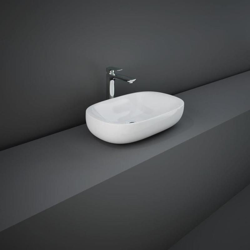 RAK Illusion Countertop Wash Basin 60cm