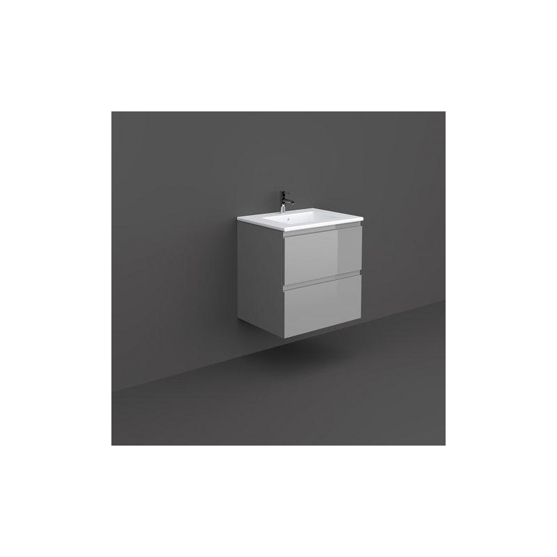 RAK Joy Wall Hung Vanity 60cm Urban Grey