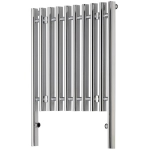 RAK Parthenon Radiator Chrome 800x800mm