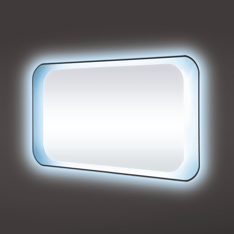 RAK Harmony 1200x500mm LED Mirror with On/Off Switch & Demister